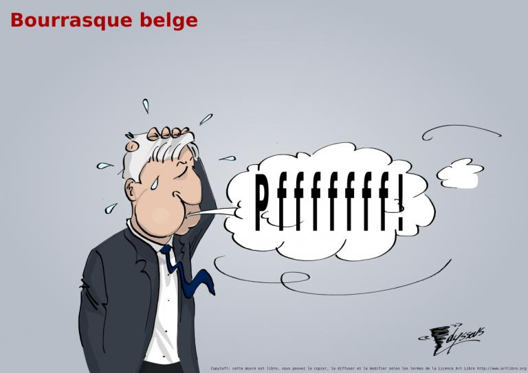 Bourrasque belge