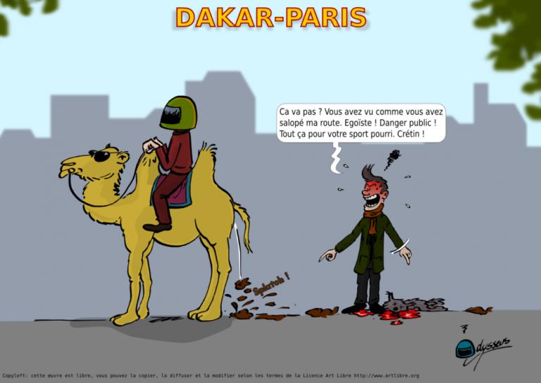 Dakar-Paris