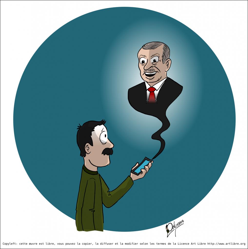 Allo ? Erdogan à l'appareil