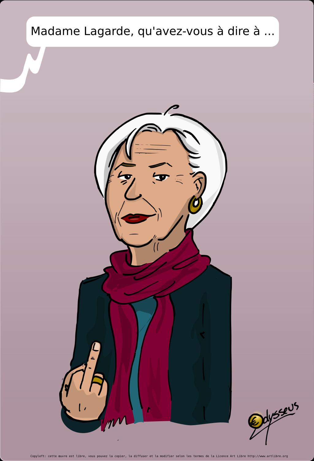 Christine la Négligente