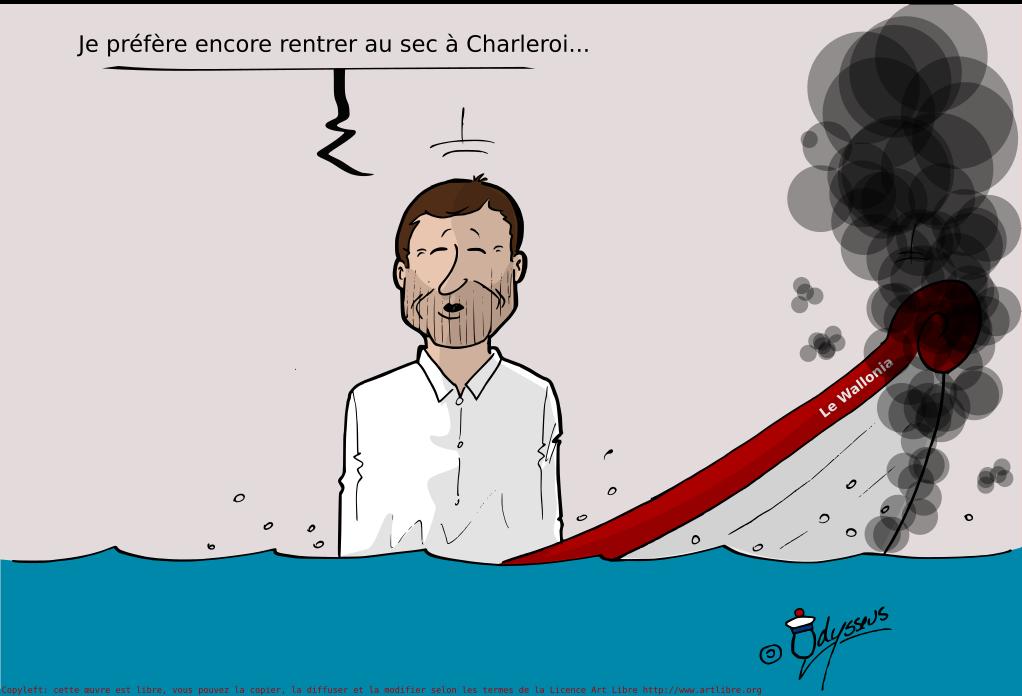 Paul Magnette redevient bourgmestre