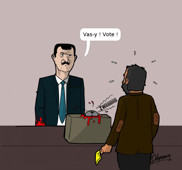 Prochaines élections en Scierie ?