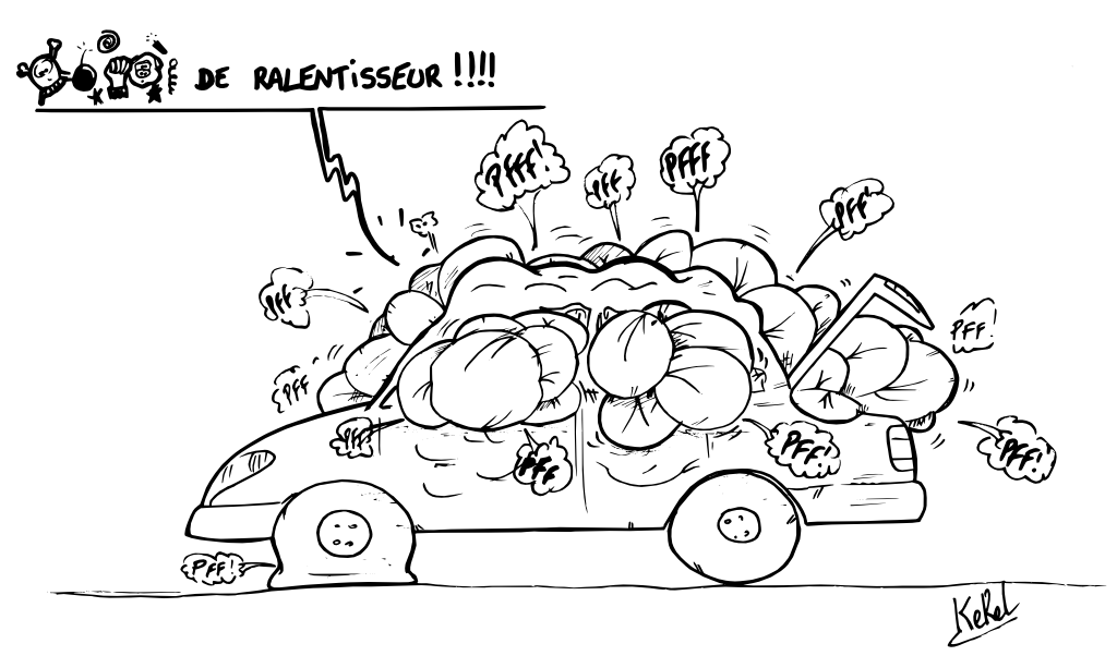 Vols d'airbags, attention !