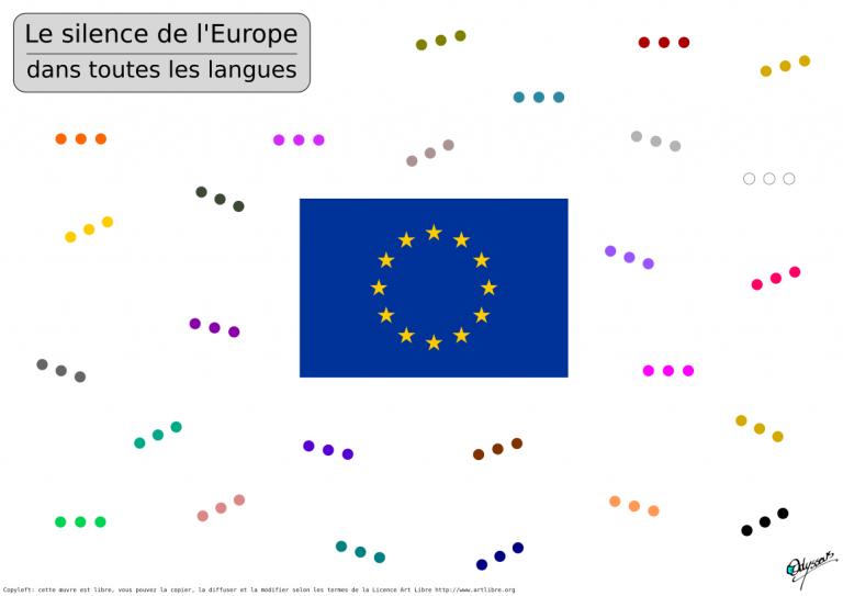 Coronavirus : le silence de l'Europe.