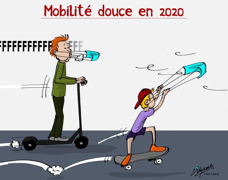 Nouvelle mobilité douce