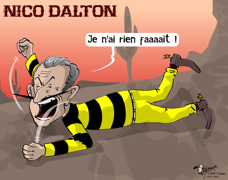 Le 5ème Dalton