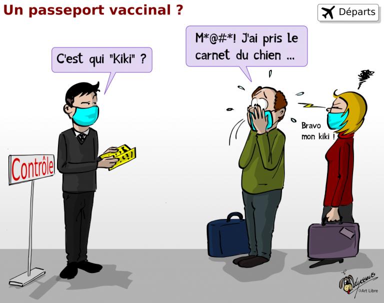Passeport vaccinal ?