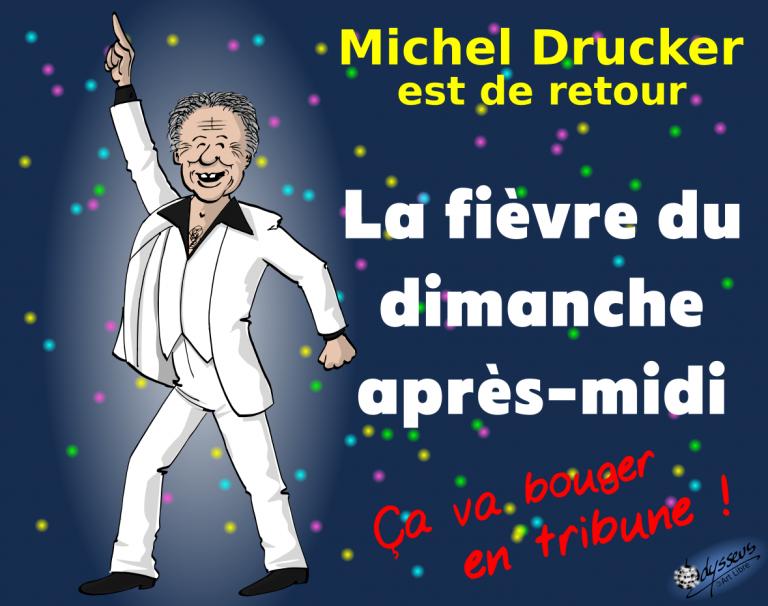 Le retour de Michel Drucker
