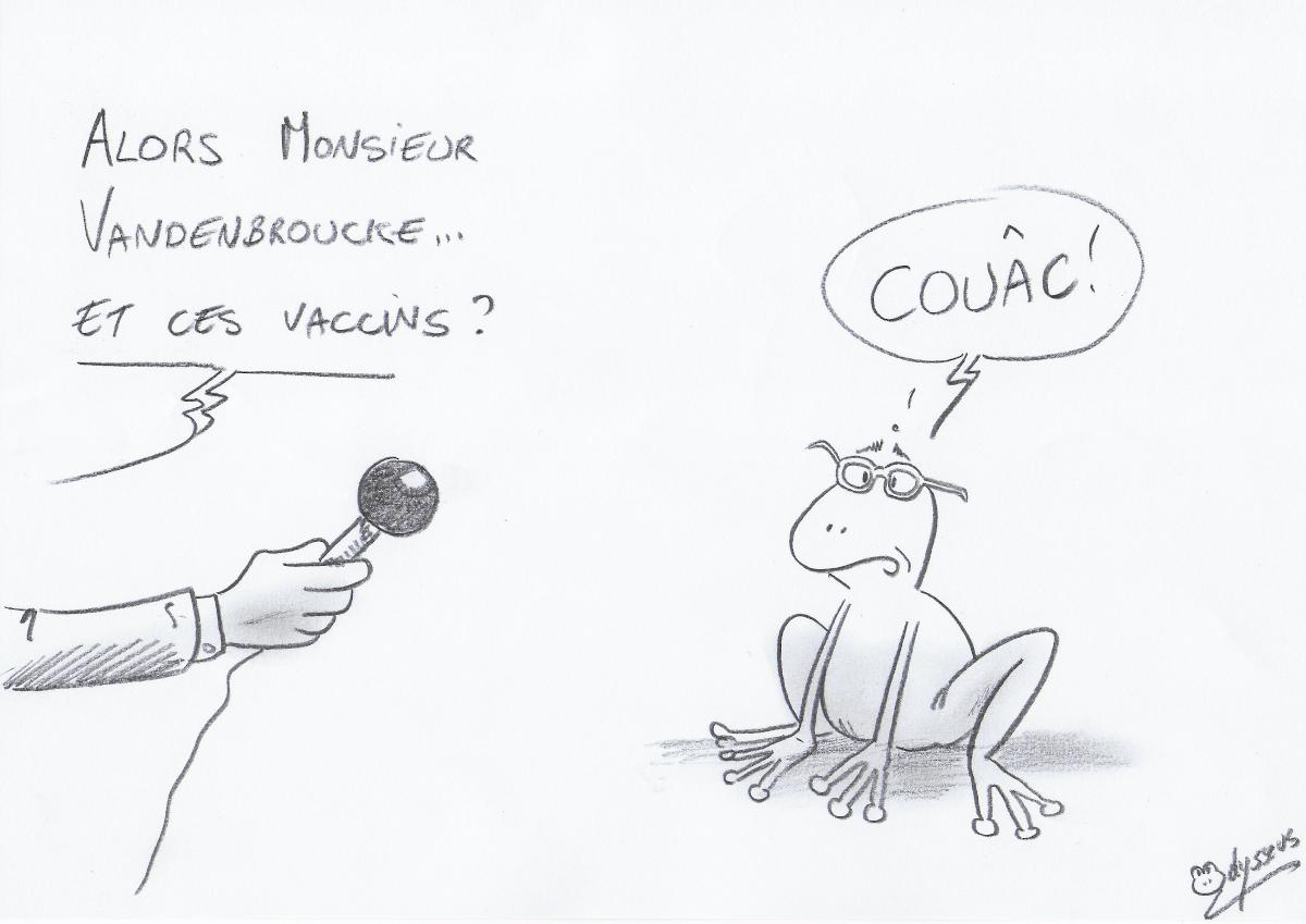 Campagne de vaccination en Belgique