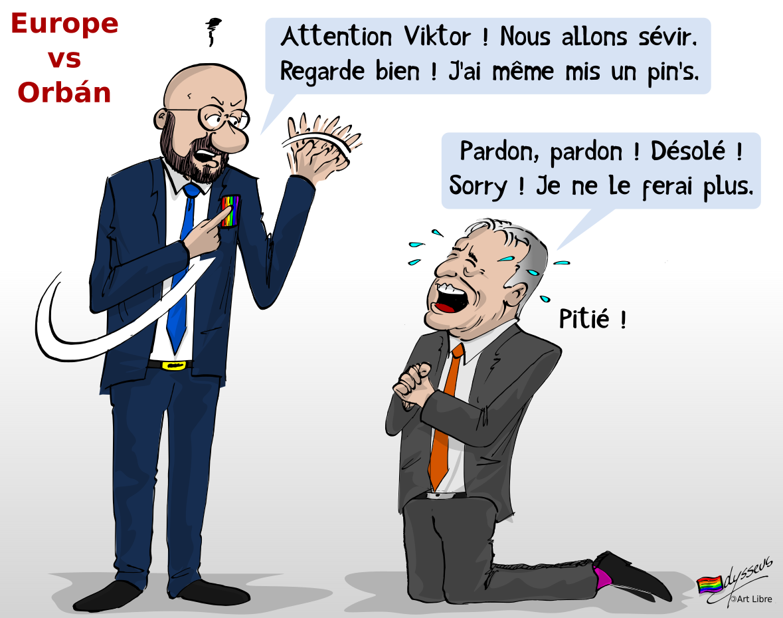 Europe vs Orbán